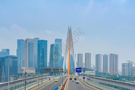 重庆千厮门大桥图片