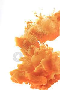 彩色液体流动素材图片
