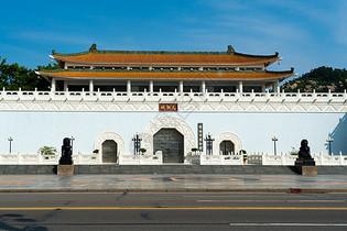 广东地标珠海博物馆图片