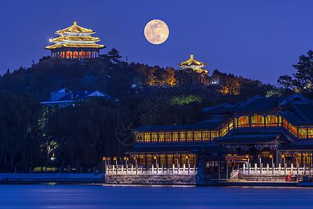 中秋节的北京picture