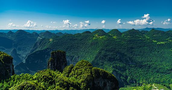 恩施大峡谷风景图片