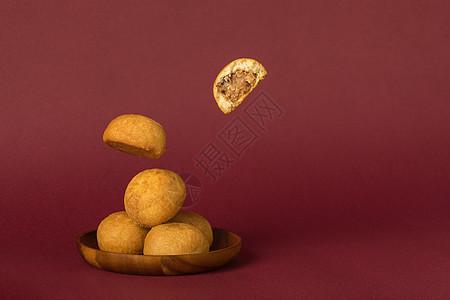 中秋创意月饼图片