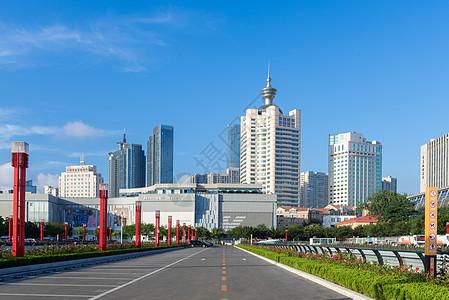 青岛城市风光图片