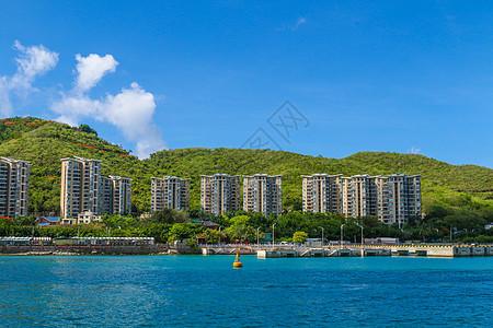 三亚海岛风情美景图片