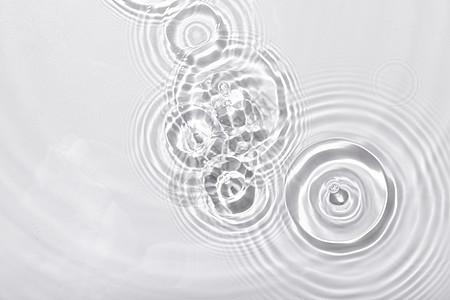 水波纹背景素材图片