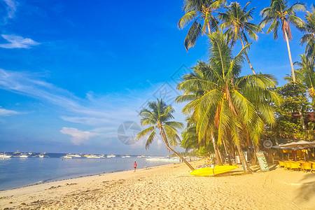 菲律宾薄荷岛海岛自然风光图片