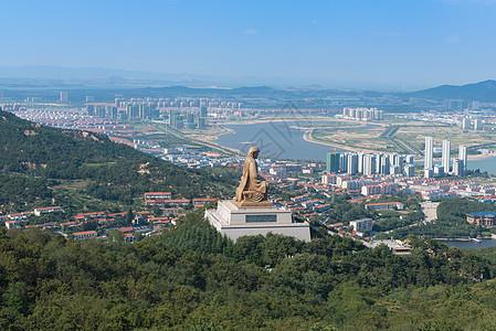 山东威海赤山景区图片