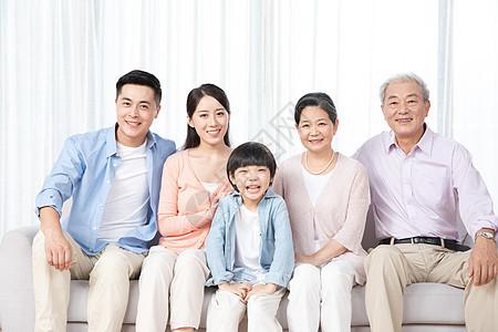 全家人合影图片