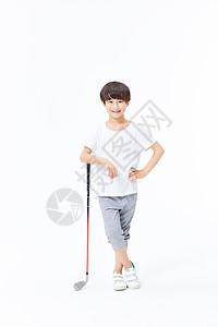 高尔夫男孩图片