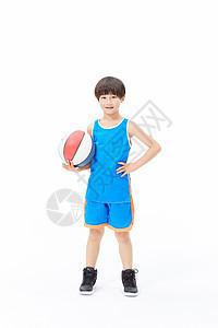 篮球少年图片