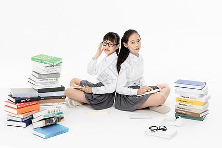 中学生教育学习图片