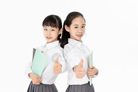 青少年教育学习培训点赞图片