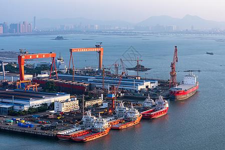 厦门造船厂图片