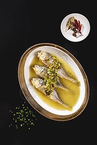 雪菜小黄鱼图片