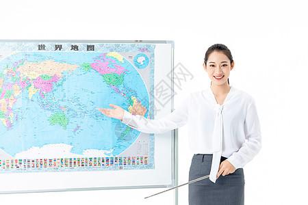 地理老师形象图片