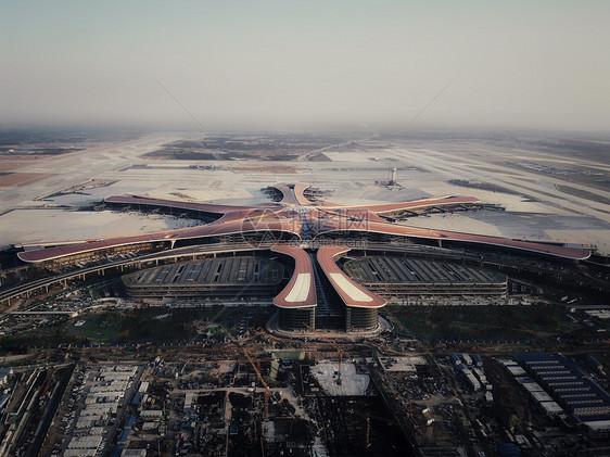 北京大兴国际机场图片