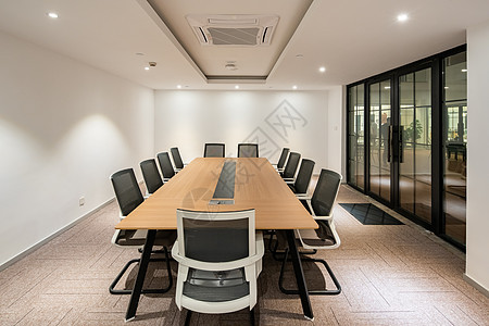 会议室环境图片