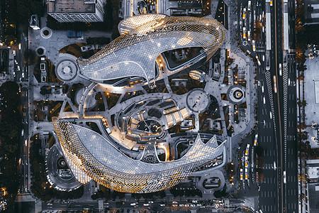 广州天环广场图片