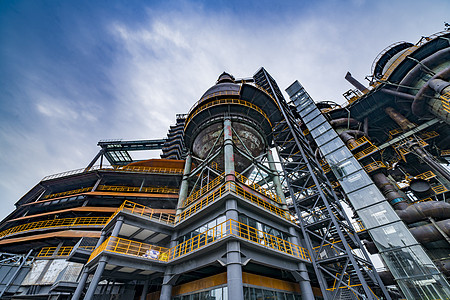 首都钢铁遗址2020北京冬奥会图片