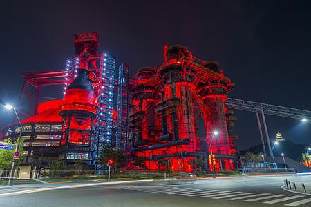 首都钢铁遗址2020北京奥冬会图片