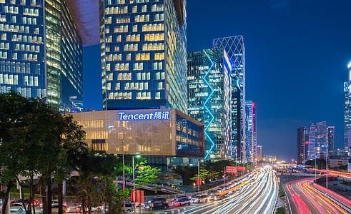 深圳腾讯滨海总部大厦【媒体用图】(仅限媒体用图使用,不可用于商业用途) 图片