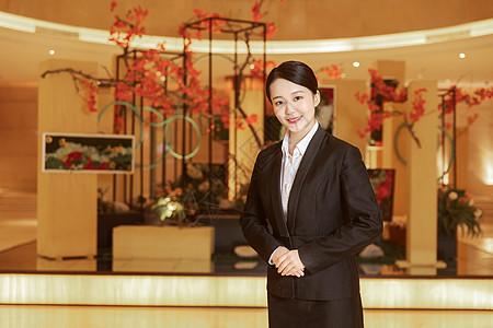 酒店服务贴身管家图片