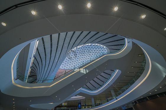 我的祖国-北京大兴国际机场图片