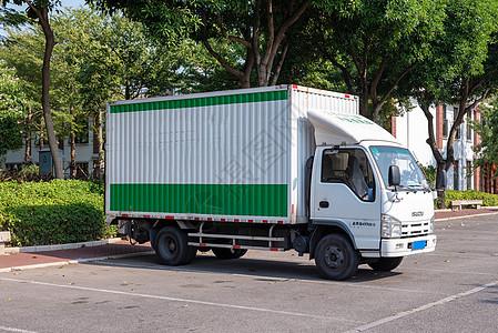 中型货车图片