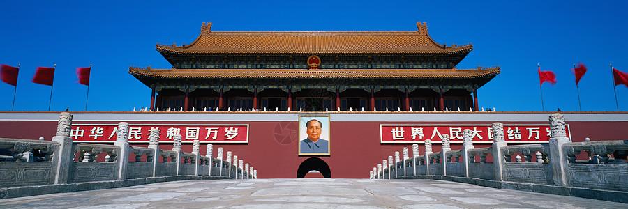 北京故宫天安门图片