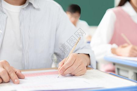 青年大学生考试考研图片
