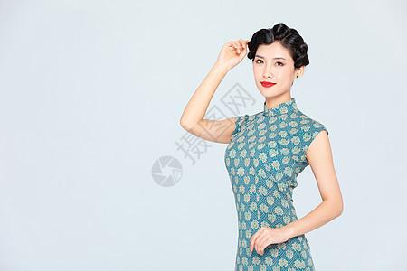 中国风古装美女图片