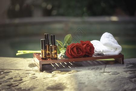 温泉精油香薰spa图片