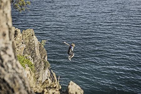 美国爱达荷州潜水图片