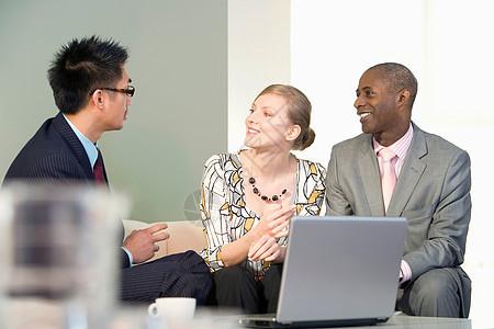 临时商务会议图片