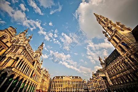 布鲁塞尔大广场图片