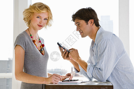 夫妇在家图片