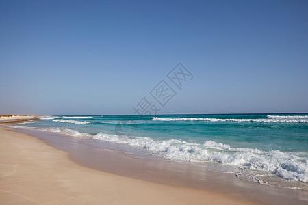 也门索科特拉卡亚拉海岸线图片