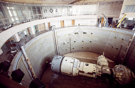 俄罗斯莫斯科星城宇航员训练基地图片