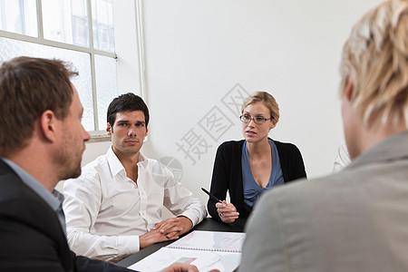 集中讨论他们的计划图片