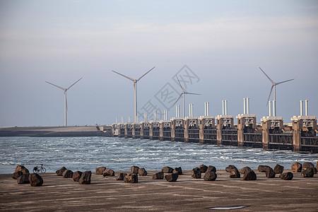 风力涡轮机图片