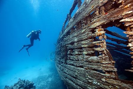 潜水员图片