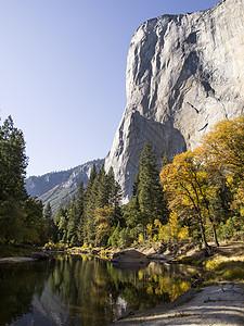 美国加利福尼亚州约塞米蒂国家公园约塞米蒂山谷图片
