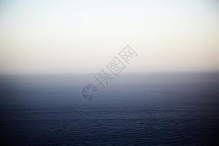 美国加利福尼亚州马里布海景地平线图片