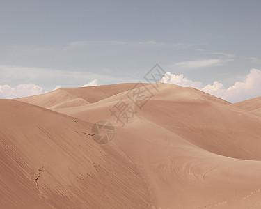 美国科罗拉多州沙丘国家公园景观图片
