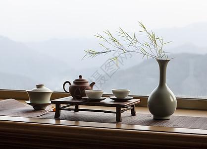中国传统茶道图片