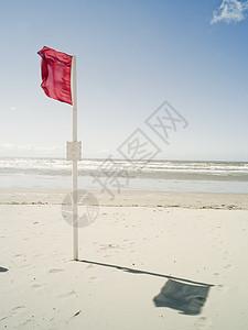 英国福尔比危险红旗图片