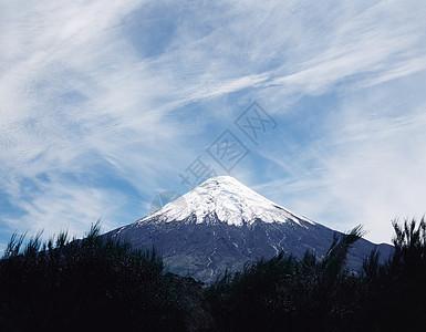 智利奥索诺火山图片
