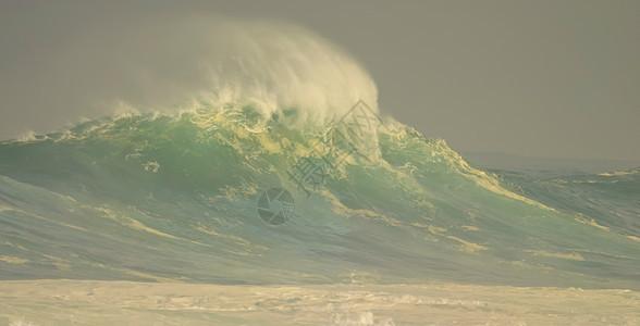 北,海岸,瓦胡岛,夏威夷,美国图片