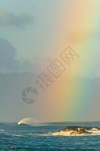 美国夏威夷瓦胡岛北岸图片