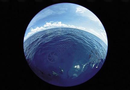 海与天图片